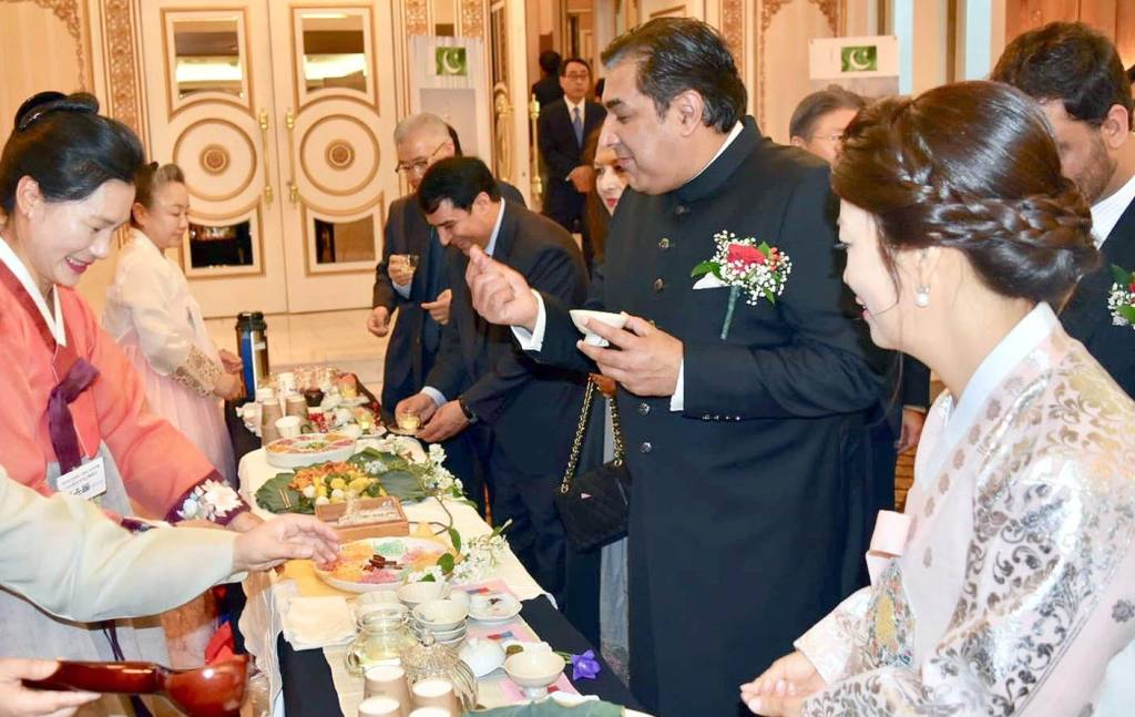 First Pakistan-Korea culture, food and business forum held - The