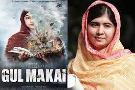 Makers released poster of Malala's biopic 'Gul Makai'