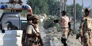 Three injured in Larkana explosion outside polling station