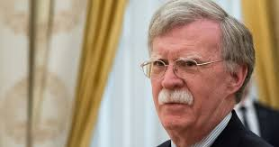 Bolton claims US, Russia, Israel want Iran driven from Syria