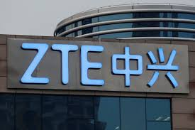China's ZTE production back to normal
