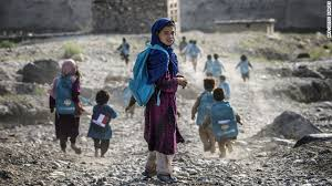 In remote parts of Logar, 40,000 girls out of school