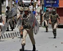 Indian forces killed five Kashmiri youth in IoK