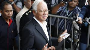 Najib to be charged under anti-money laundering act
