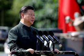 President Xi says military must resist 'corrosion' of corruption