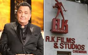 Rishi Kapoor confirms to sell the iconic R.K. studio