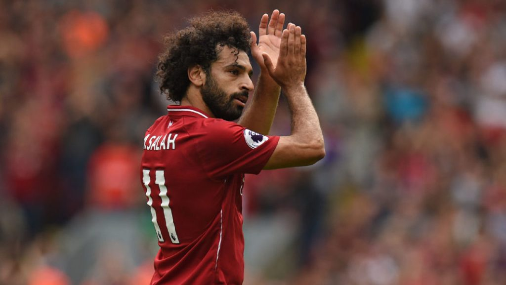 Salah in trouble for using mobile while driving
