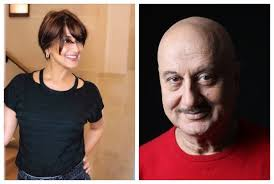 Sonali Bendre is the real 'Hero'Anupam Kher