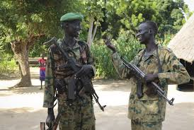 South Sudan claims a civil war is over