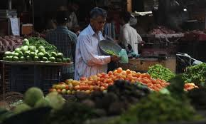 Weekly inflation dips 0.41 per cent