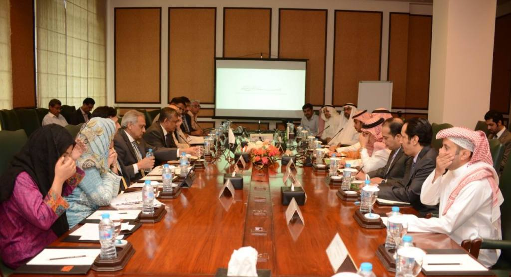 2nd meeting of Pak-Saudi Joint Working Group on