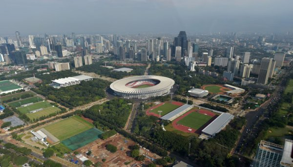 Indonesia announces surprise bid for 2032 Olympics - The ...