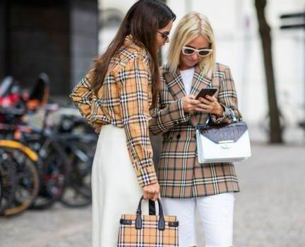 Burberry stops burning unsold goods