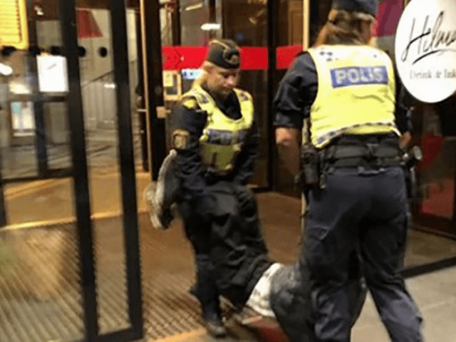 China complains to Sweden over tourists' treatment