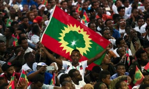 Ethiopia welcomes return of exiled leader
