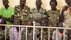 Judge convicts 10 troops