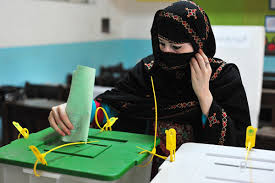Re-polling on PK-23 Shangla today
