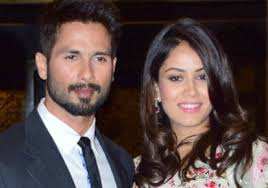 Shahid Kapoor and Mira Kapoor blessed with a baby boy