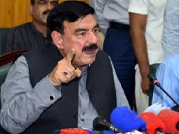 Sheikh Rasheed claims to end Railways deficit in one year