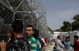 Situation at 'boiling point' on Greek island UN