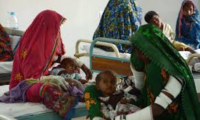 Two more die of malnutrition in Tharparkar