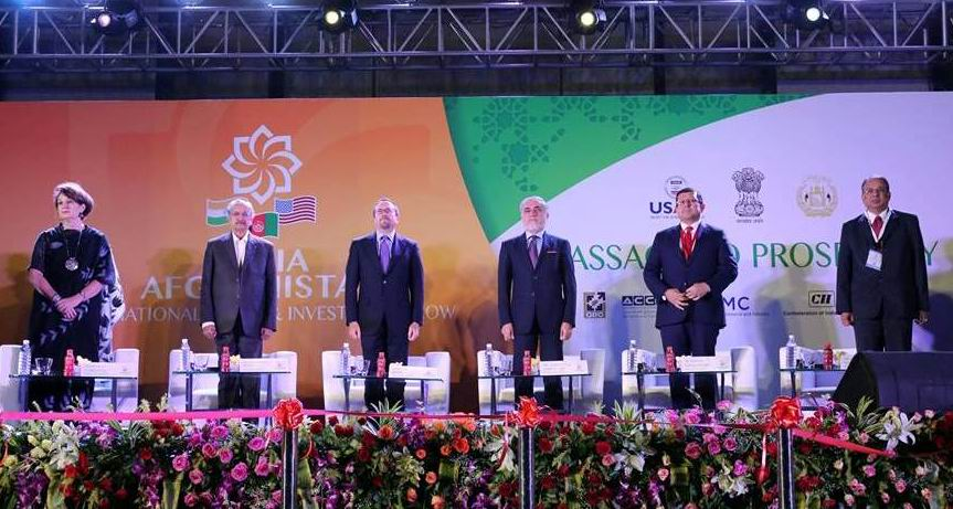 US stoutly supports Afghan-India trade show