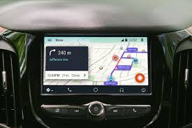 Google maps on Android auto gets a redesign