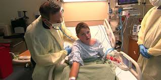Acute flaccid myelitis 116 polio-like cases reports this year