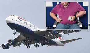 Passenger sues British Airway for being 'injured' by 'fat' neighbour