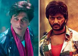 SRK thanks Riteish for giving Zero a solo release