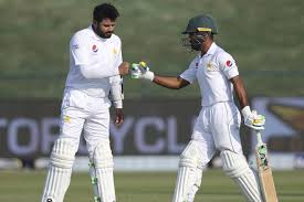 Azhar Ali scores hundred against NZ in Abu Dhabi