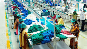 Knitwear valuing US $1.214, ready made garments US $1.22B exported