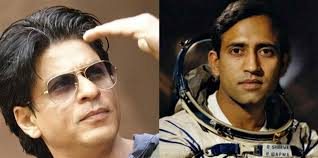 SRK to start prep for Rakesh Sharma's biopic in US