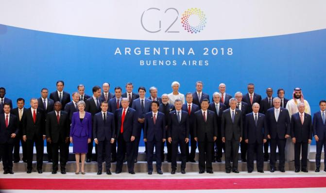 Image result for TRUMP - XI - G20