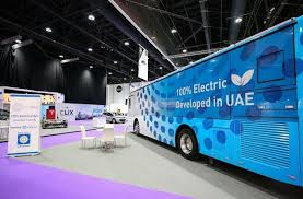 Abu Dhabi launches first fully electric bus in Middle East