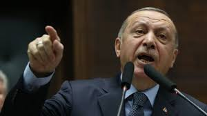 Erdogan turns down meeting with US' Bolton