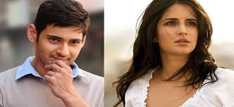 Katrina Kaif and Mahesh Babu likely to be seen together in upcoming Telugu movie
