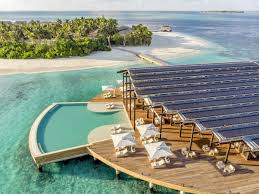 Solar-powered Private Island heats up the Maldives