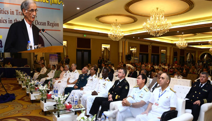 3-day Int'l Maritime Conference concludes