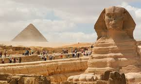 Egypt's tourism eyeing more Chinese visitors