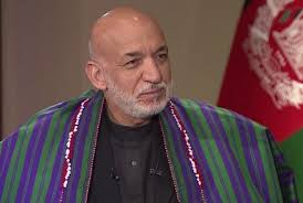 Karzai linked foreign forces pullout with stability