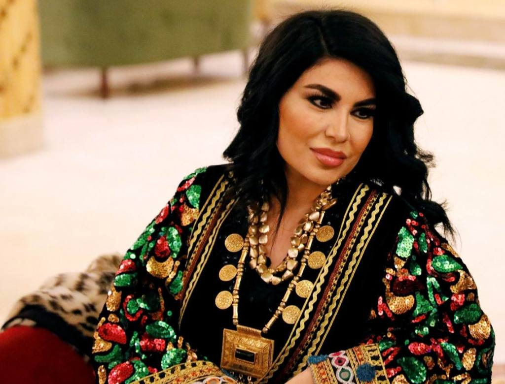 Defying threats, Afghan singer Aryana comes home for women