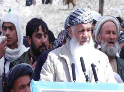 Ismael asks foreign forces to leave Afghanistan