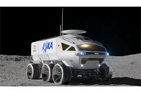 Japan taps Toyota to build Futuristic Moon rover