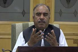 Governor Shah Farman believes presidential system will be better for Pakistan