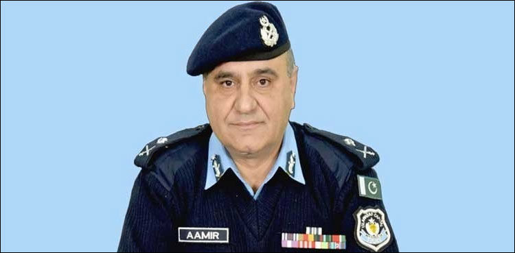 IG Islamabad directs to put security on high alert - The