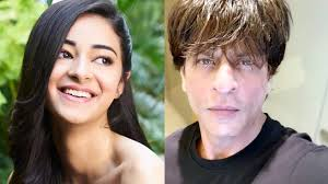 Ananya Panday reveals King Khan was her real mentor