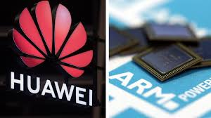 Huawei ARM memo tells staff to stop working with China's tech giant