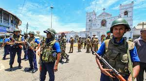 Terror in Sri Lanka Who did it