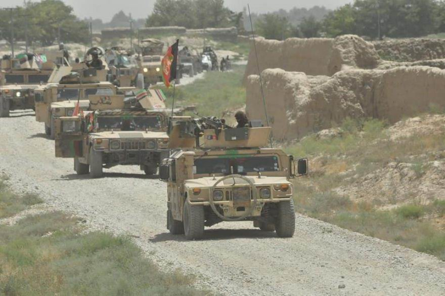 87 Taliban militants killed in Balkh, says 209th Shaheen Corps